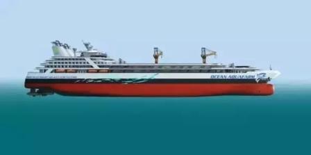 CCS完成2艘10万吨级超大型养殖工船审图评审