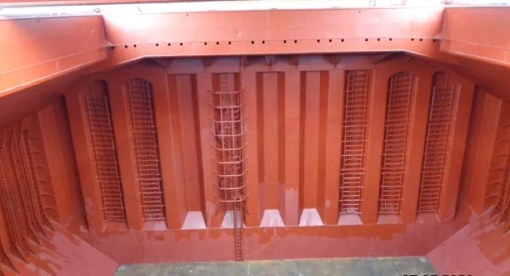 立邦新型散货船货舱涂料获得市场认可