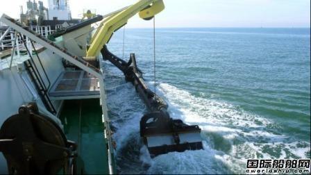 达门为韩进重工一艘多用途船供应集成设备