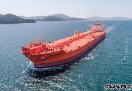 三星重工交付AET首艘DP2苏伊士型穿梭油船