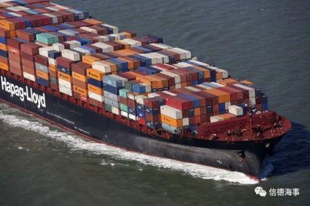 """赫伯罗特33艘船""""刮船底""""后竟然节省9%油耗"""