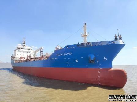 大洋海装获老客户追加2艘7999DWT加油船订单