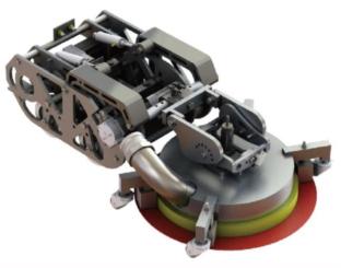 汇舸集团超高压水除锈机器人已投入大规模应用