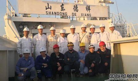 711所承接中海脱硫塔项目通过出厂验收