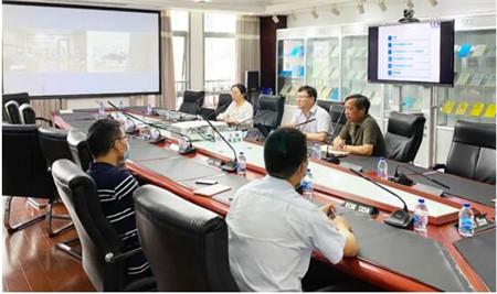 中国船级社与招商局集团开展空气润滑减阻技术交流