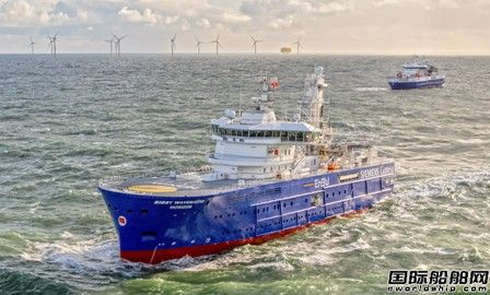 英国船企获投资开发风电运维船零碳燃料系统
