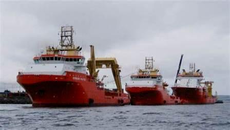 Sosltad Offshore签署重组协议将出售37艘船