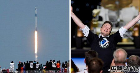 "SpaceX火箭回收无人船揭开""神秘""面纱"