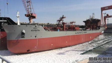 印度船级社克服困难助中国船厂建造水泥运输船