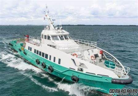 肖特尔推进器获Penguin公司8艘人员运送船订单