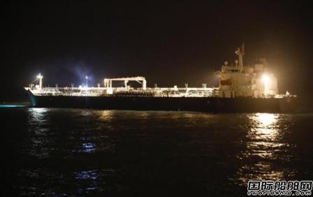 5艘伊朗油轮全部抵达委内瑞拉