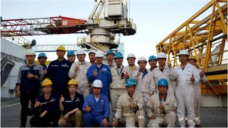 南通中远海运船务完成国产DP3 Closed Bus Tie中压电力系统实船试验