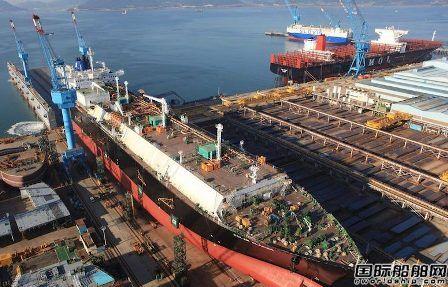 卡塔尔LNG船大单助力韩国三大船企股价飙涨