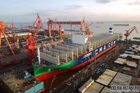 达飞轮船承诺将在2050年实现减排目标