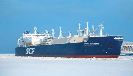 俄罗斯破冰LNG船完成史上最早北海航线运输