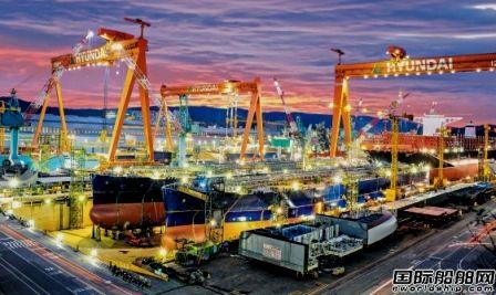 领先中国7年?韩国船企欲抢更多LNG船订单