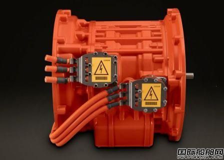Scania推出混合动力及全电力动力系统概念