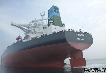 外高桥造船获PTM第四艘阿芙拉型油船订单