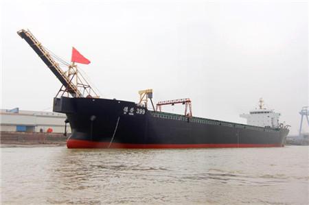 海砂市场需求旺盛或催生万吨级砂船建造热