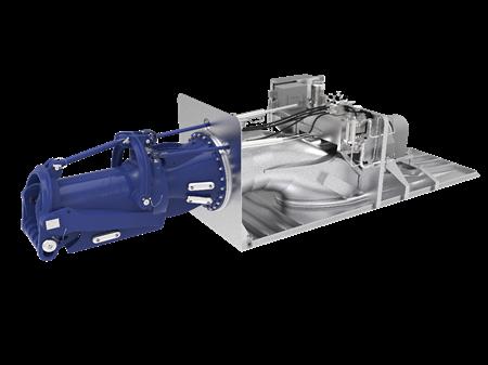 瓦锡兰授权中国市场喷水推进器经销商