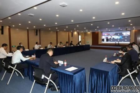 大连海事大学与中国航海学会联合举办智能航运发展云论坛