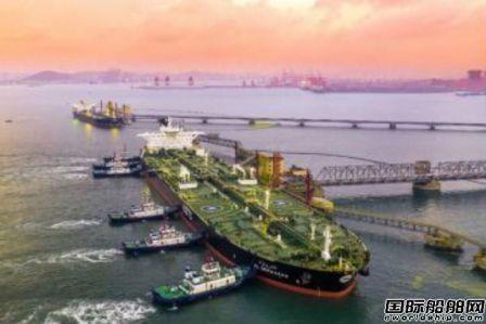 大批油轮到港!外媒:中国需求彻底复苏