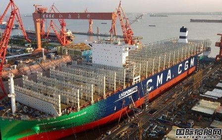 新船订单大幅萎缩,中韩差距逐渐缩小