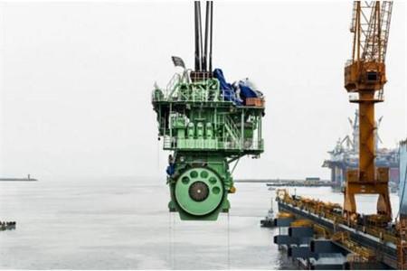 船用低速发动机技术现状及发展趋势