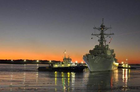 美国参议院2021财年授权法案增加造船预算