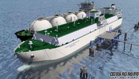 GTT围护系统获大宇造船FSRU合同