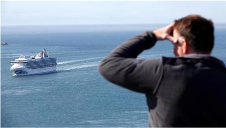 仍有至少4.2万名邮轮员工因疫情被困海上无法归家
