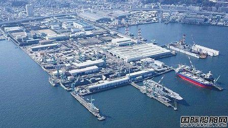 手持订单降至23年新低!日本船企新船订单持续下滑