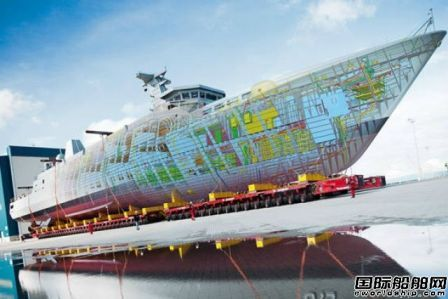 现代重工联手CADMATIC开发下一代船舶设计系统