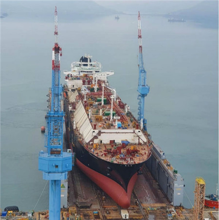 Flex LNG将接收2020年首艘新造船