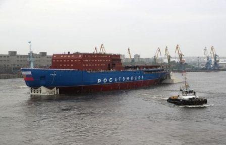 """美专家称俄核动力破冰船将""""占领""""北极"""