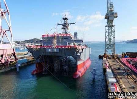 三菱重工将收购三井E&S控股舰船业务