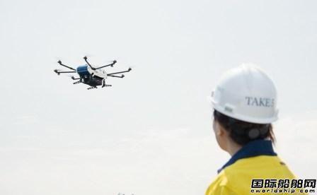 威尔森将使用无人机交付3D打印部件