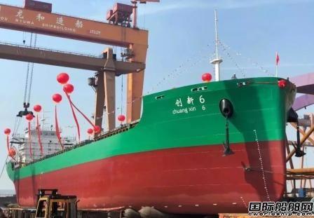 ABB涡轮增压助力13900吨LNG双燃料江海直达首制船高效运营
