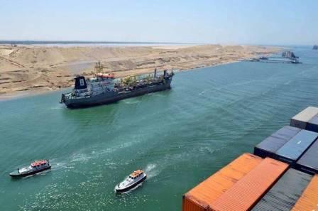不受影响!苏伊士运河油轮过境量创历史新高