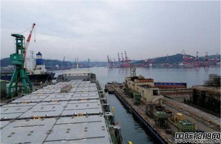 七一一所首套在台改造集装箱船脱硫系统顺利交付