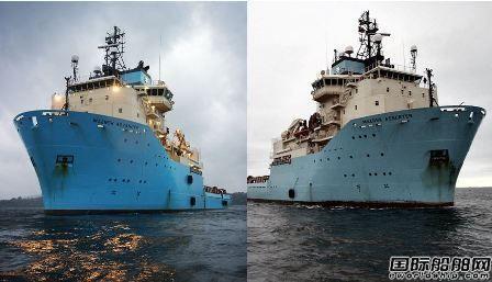 马士基海洋出售2艘闲置AHTS继续削减船队供给