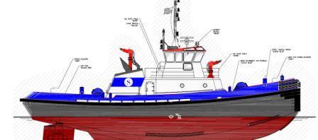 JRC联合Alphatron Marine获美国4艘拖船合同