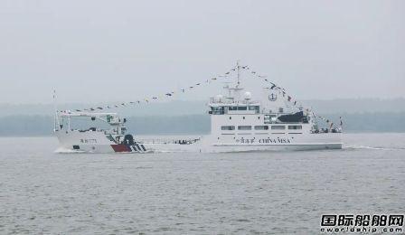 武船集团同日实现三大节点