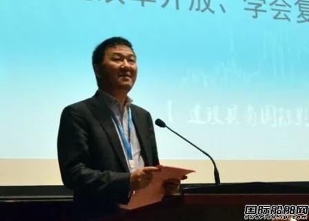 薛茂根博士正式加入劳氏船舶业务全球最高决策层