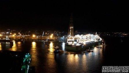 仅有LNG船还不够!韩国造船业期盼海工订单
