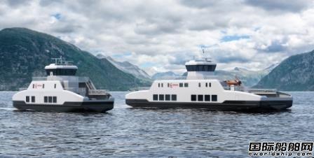 瓦锡兰获2艘零排放电池动力渡船打包合同