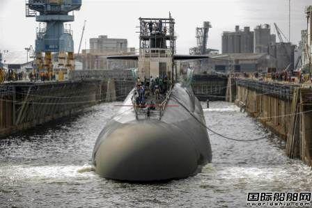"""美国海军噩耗!4家船厂遭""""疫""""重击面临停摆"""
