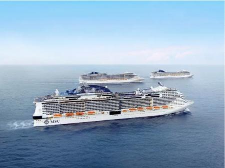 地中海邮轮公布2020/2021年冬季航季整体运营计划
