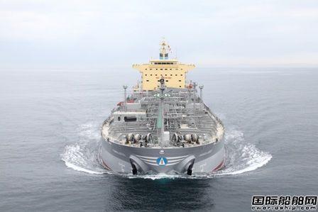 Samos Steamship在住友重工订造第二艘阿芙拉型油船