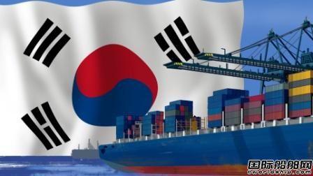 """国船国造!韩国船东船厂""""相生合作""""共度时艰"""